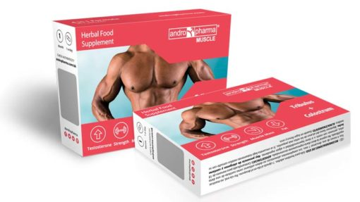 Androharma Muscle building supplement